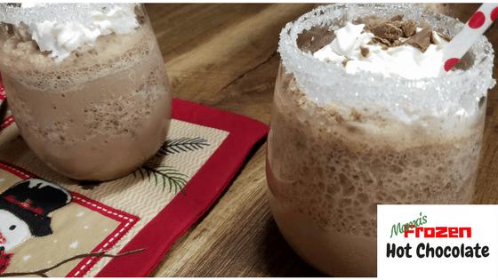 Mama's Frozen Hot Chocolate Recipe