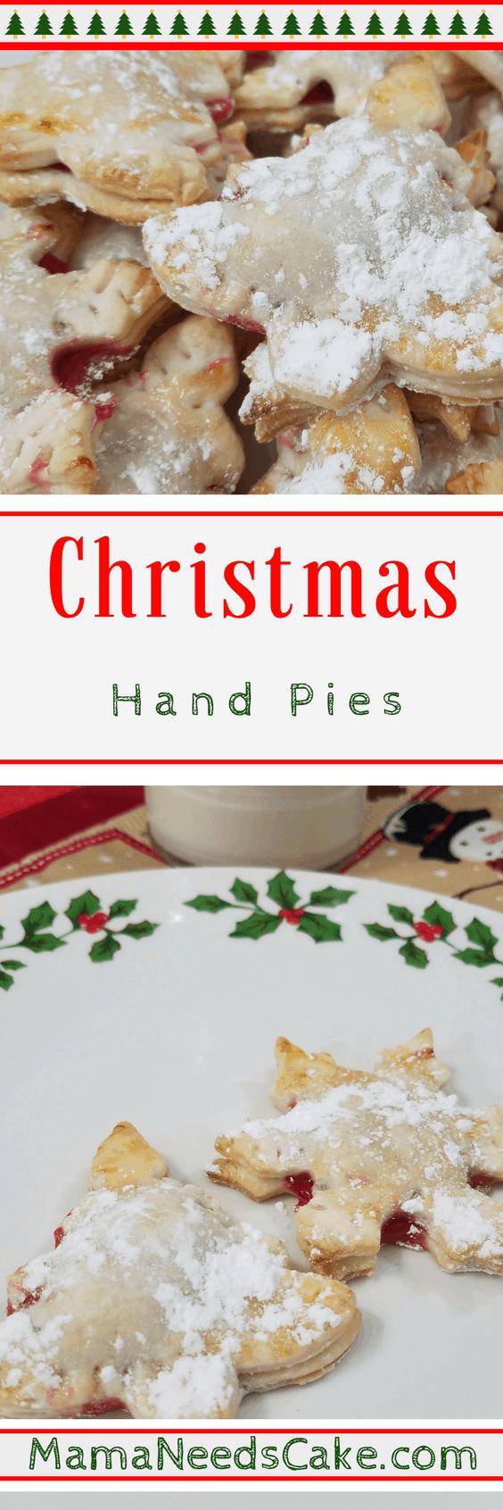 CHRISTmas Hand Pies 4 1