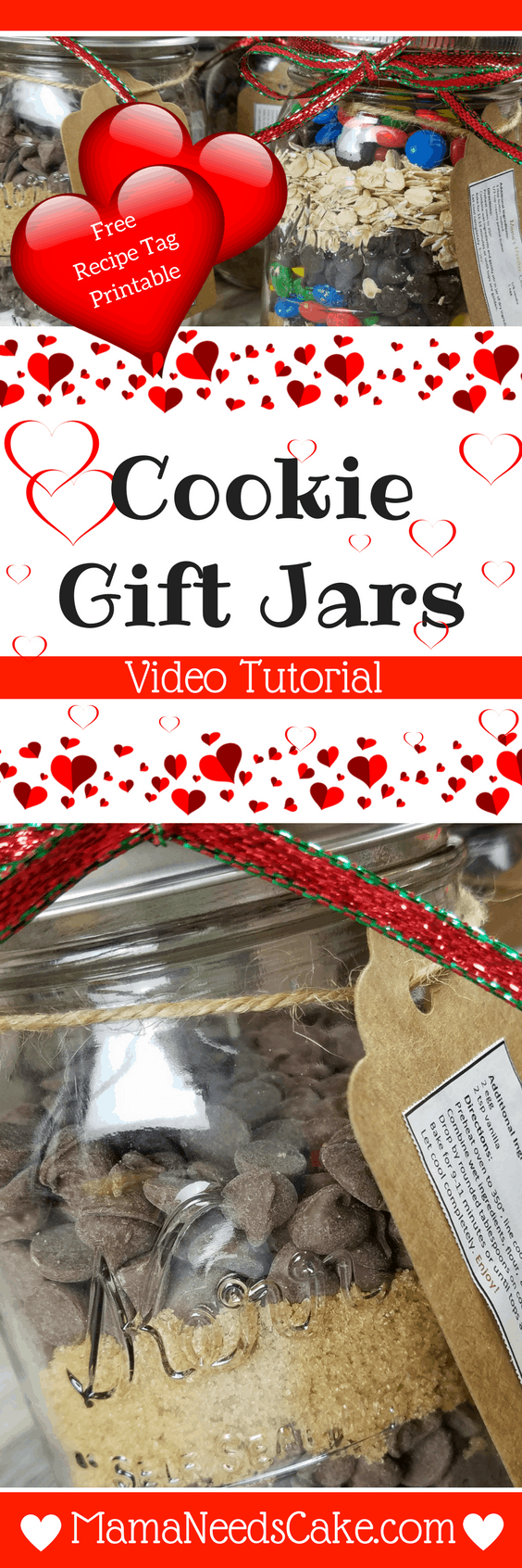 Cookie Gift Jar Recipes 3