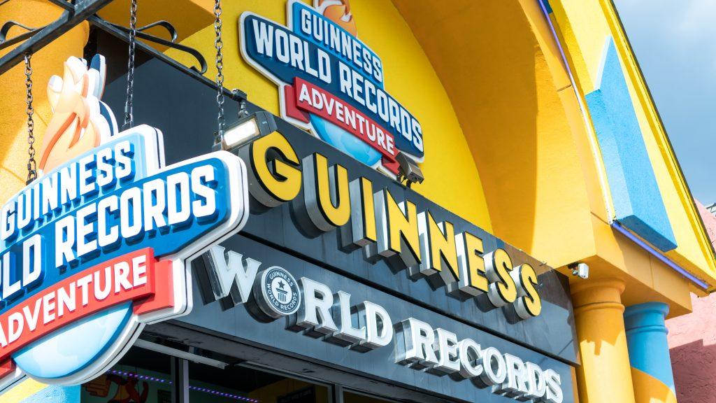 guinness world records gatlinburg tn museum