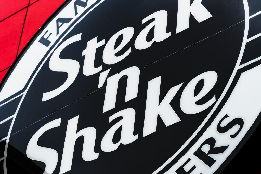 Steak 'n Shake Pigeon Forge TN