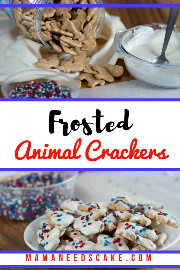 Frosted Animal Crackers 2