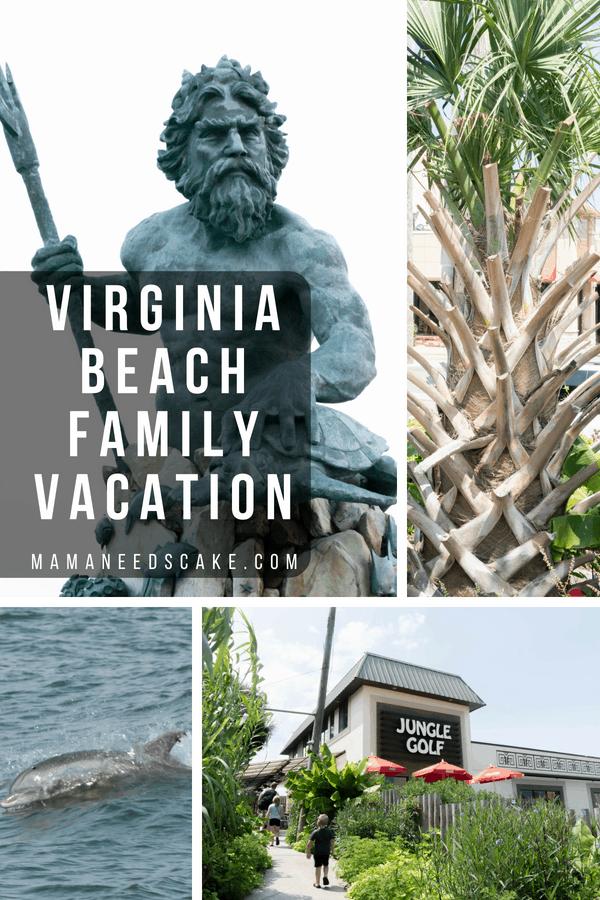 Virginia Beach Family Vacation 2