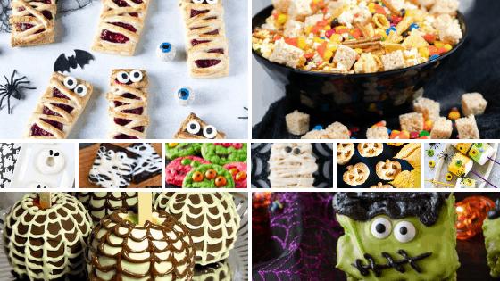 10 Easy Halloween Treats for School