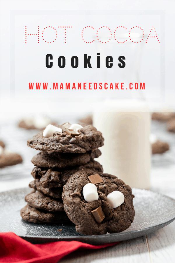 Hot Cocoa Cookies 2
