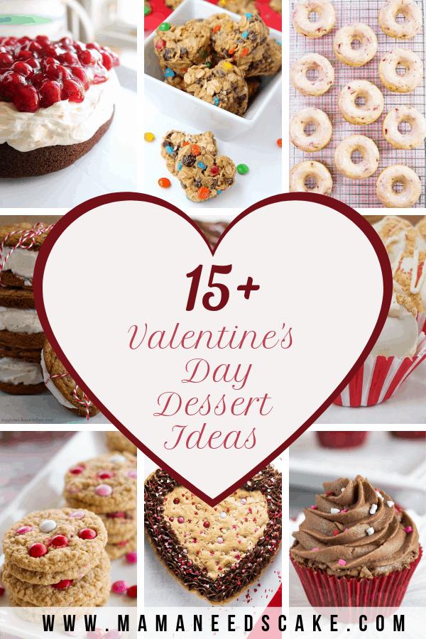 15 Valentines Day Dessert Ideas