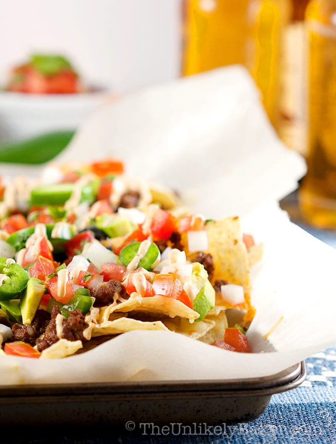 How to Make the Ultimate Nachos 2