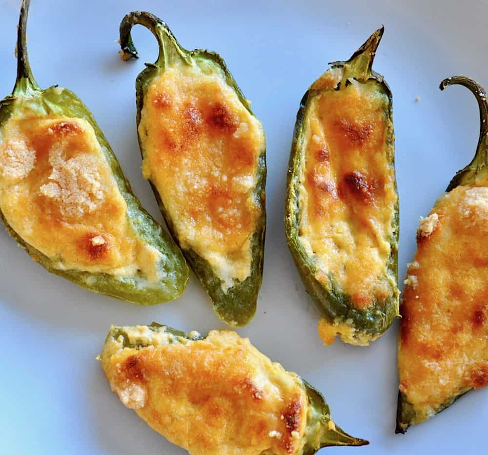 Oven Baked Jalapeño Poppers 2