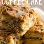 Sour Cream Coffee Cake 3