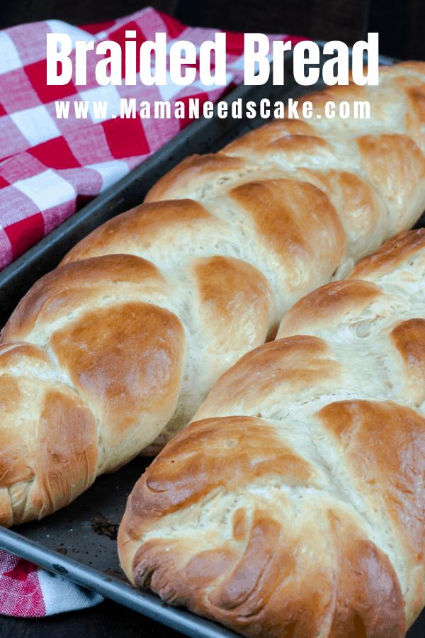 Braided Bread 1