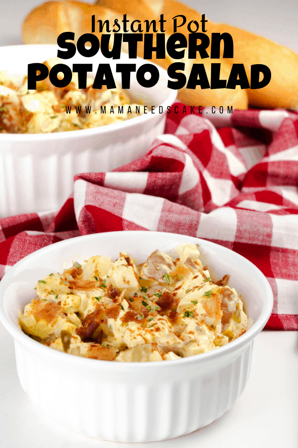 Instant Pot Southern Potato Salad