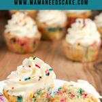 Confetti Cupcakes 1