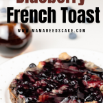 Instant Pot Blueberry French Toast 4