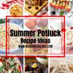 Summer Potluck Recipe Ideas