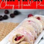 Air Fryer Cherry Hand Pies 5