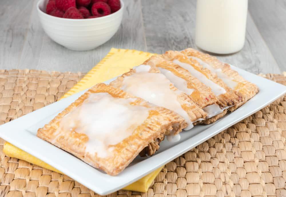 Air Fryer Homemade Pop Tarts