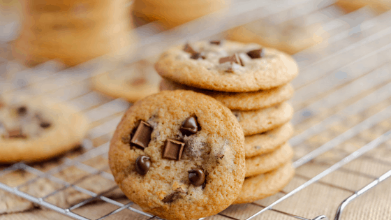 Chewy Chocolate Chip Chunk Cookies