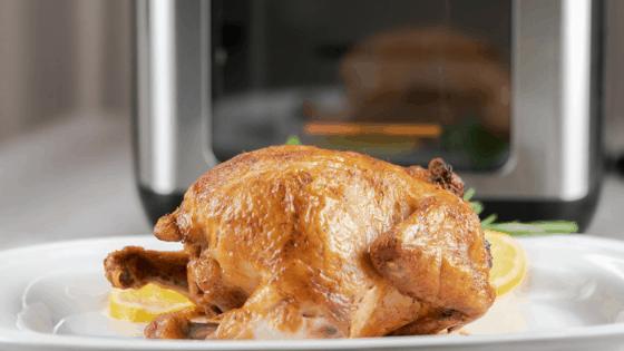 Rotisserie Chicken (Instant Pot Vortex)