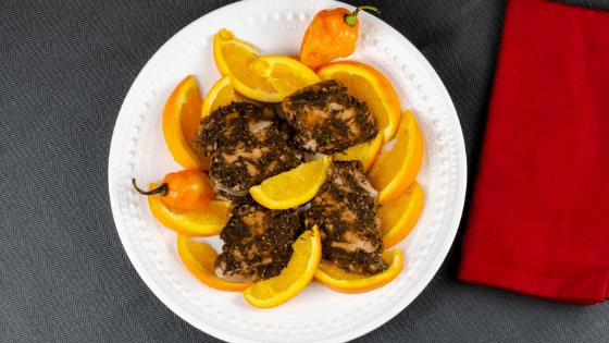 Instant Pot Jamaican Jerk Chicken