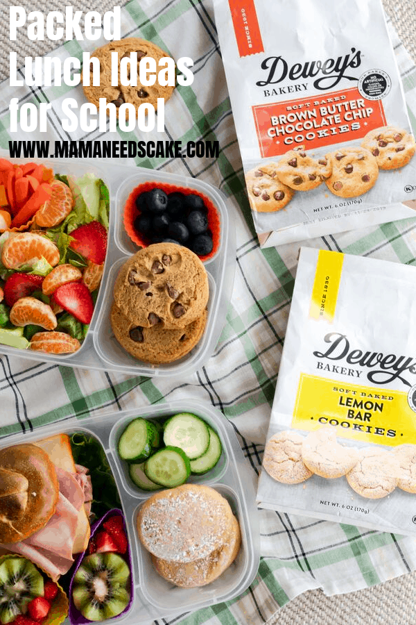 AD Fun, easy, and creative ideas to send your child back to school with a packed lunch. With a little imagination and creativity, you can have a lunch that your kids will enjoy eating! #MySouthernBakery #backtoschool #packedlunchideas #easypackedlunch #kidfriendlylunchideas