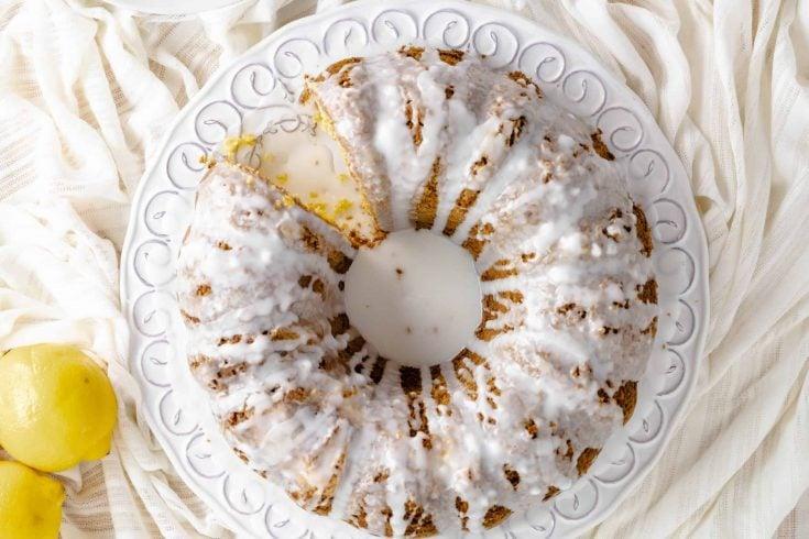 7up Lemon Pound Cake