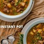 Instant Pot Beef Stew 1