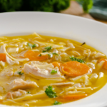 Instant Pot Chicken Noodle Soup Pin Image 4