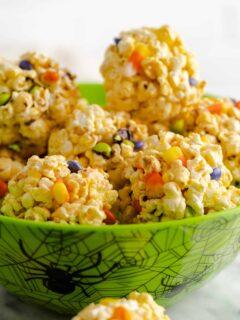 popcorn balls easy
