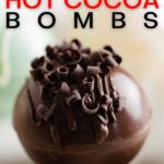 HOT CHOCOLATE BOMBS 1