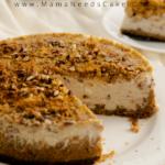 Instant Pot Butter Pecan Cheesecake