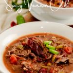 Instant Pot Spicy Venison Chili 3